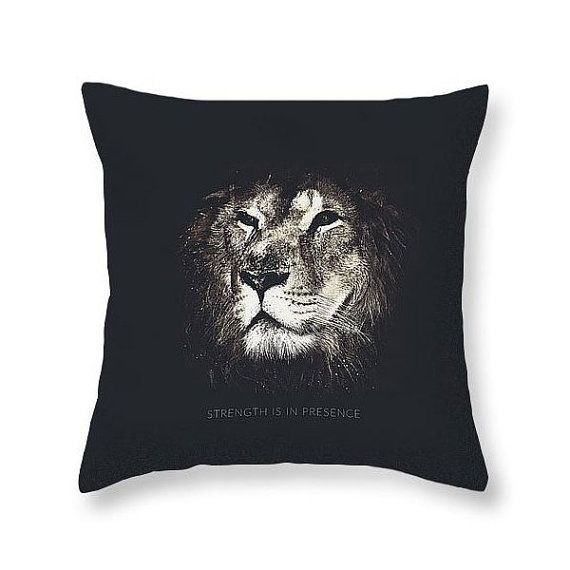HOLIDAY SALE 20% OFF Lion in the DarkStrength is by BekareCreative