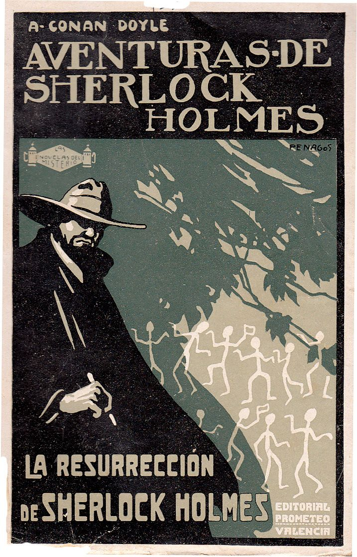 Sherlock Holmes Book Cover Art : Best images about sherlock holmes book covers