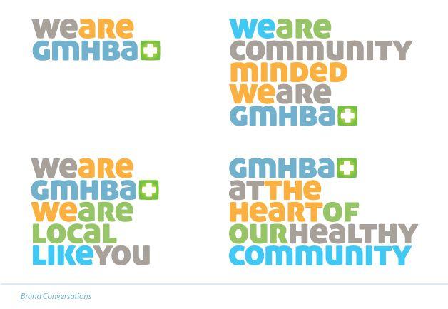 GMHBA brand conversation