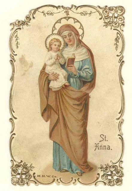 St. Anna, undated