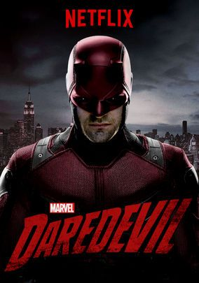 "Daredevil: ""A blind lawyer, with his other senses superhumanly enhanced, fights crime as a costumed superhero."" -imdb.com"