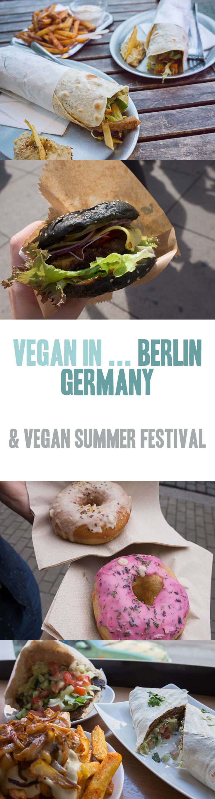 Vegan in Berlin - Germany | ElephantasticVegan.com