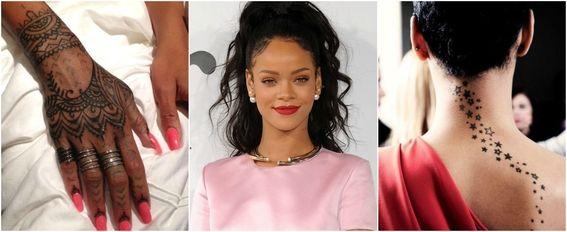 Tattoo mistakes of celebrities