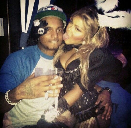 Lil Kim and Mr Papers