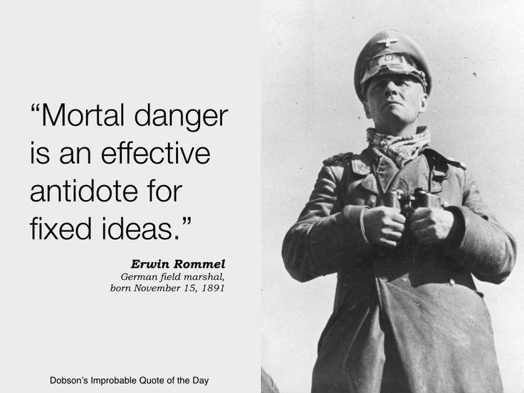Erwin Rommel Quotes 3