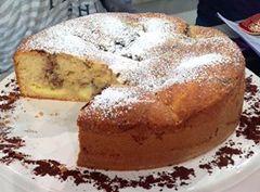 Cuochi per caso...o per forza!!: TORTA ALLE DUE CREME da La Prova del Cuoco
