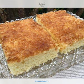 Buttermilchkuchen (Tassenkuchen) – Aus meinem Kuchen und Tortenblog