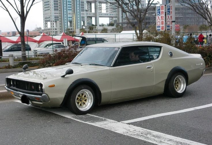 "Kenmeri Father uses Instagram: "" # kgc110 #skyline #NISSAN #Kemeri #SSR #Mark III #Old car"