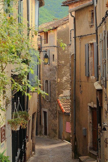 Languedoc- Roussillion, Hérault, Olargues