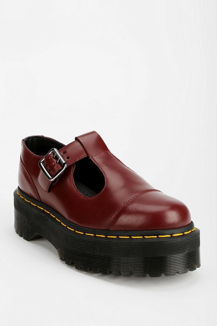 Dr. Martens Bethan Platform Oxford #urbanoutfitters
