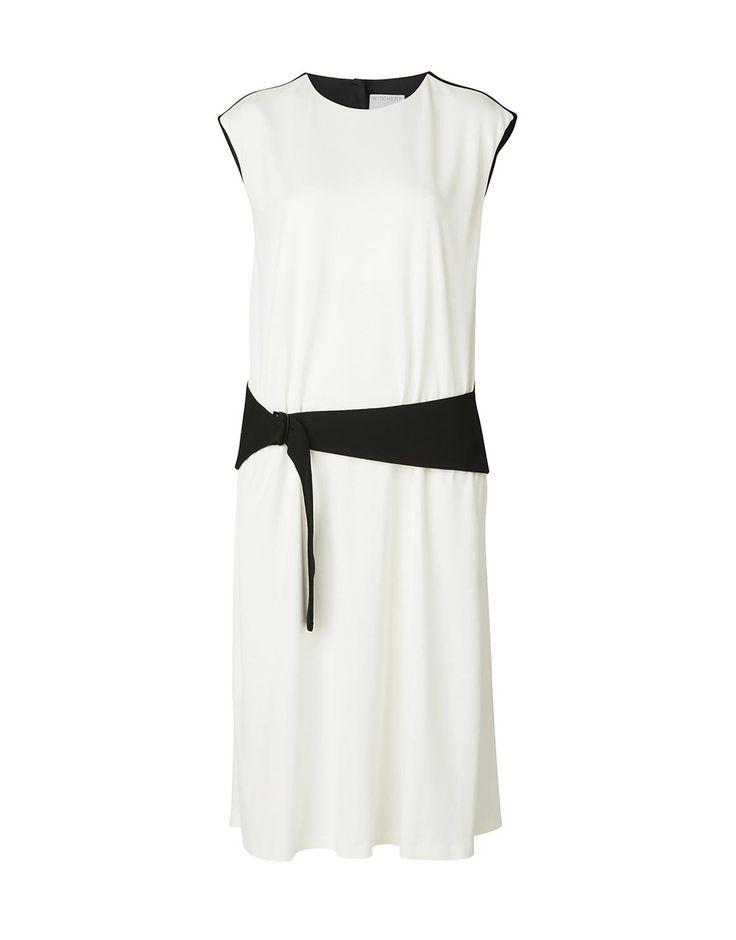 Nola Draped Dress
