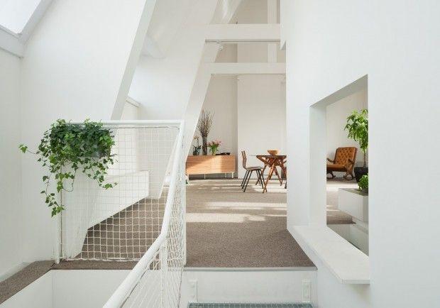Appartement amsterdam par mamm design architecture - Appartement sombre solutions ...