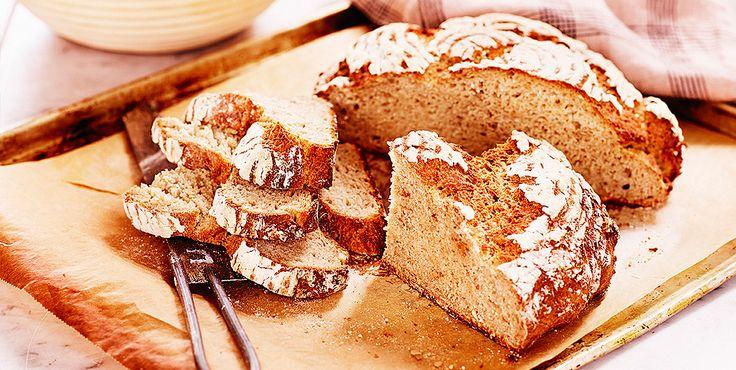 Rågbröd med pomerans & solroskärnor  - Recept - Kungsörnen