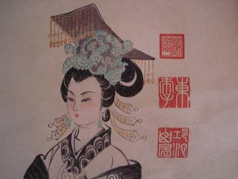 Empress Wu Zetian Tang Dynasty China (625-705 AD) The only female monarch in Chinese history, Wu Zetian was the cairen, a fifth grade concubine of the Tang Dynasty (618 – 907)) of Emperor Taizong, and...