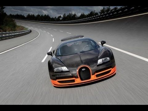 Top 10 Fastest Cars in the world 2013