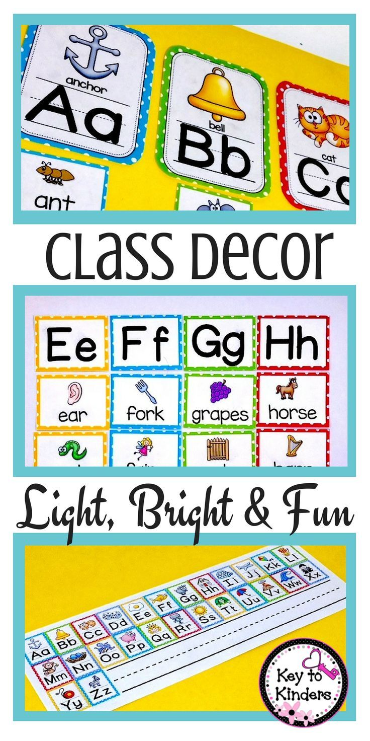 My classroom is a happy place with these light, bright and fun printables. Grab them for your preschool, kindergarten, or elementary classroom. These polka dot ABC posters can be used for beginning sounds walls or anchor charts, letter recognition flash cards, or a bulletin board poster. Or create your own word wall with EDITABLE word cards. Deskplate cards are included with space for handwriting practice. A great visual aid for any classroom including RTI, SPED or homeschool!