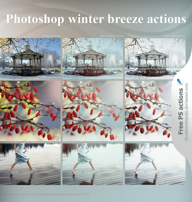 Summer Breeze Sneak Peek // Vintage Photoshop Actions