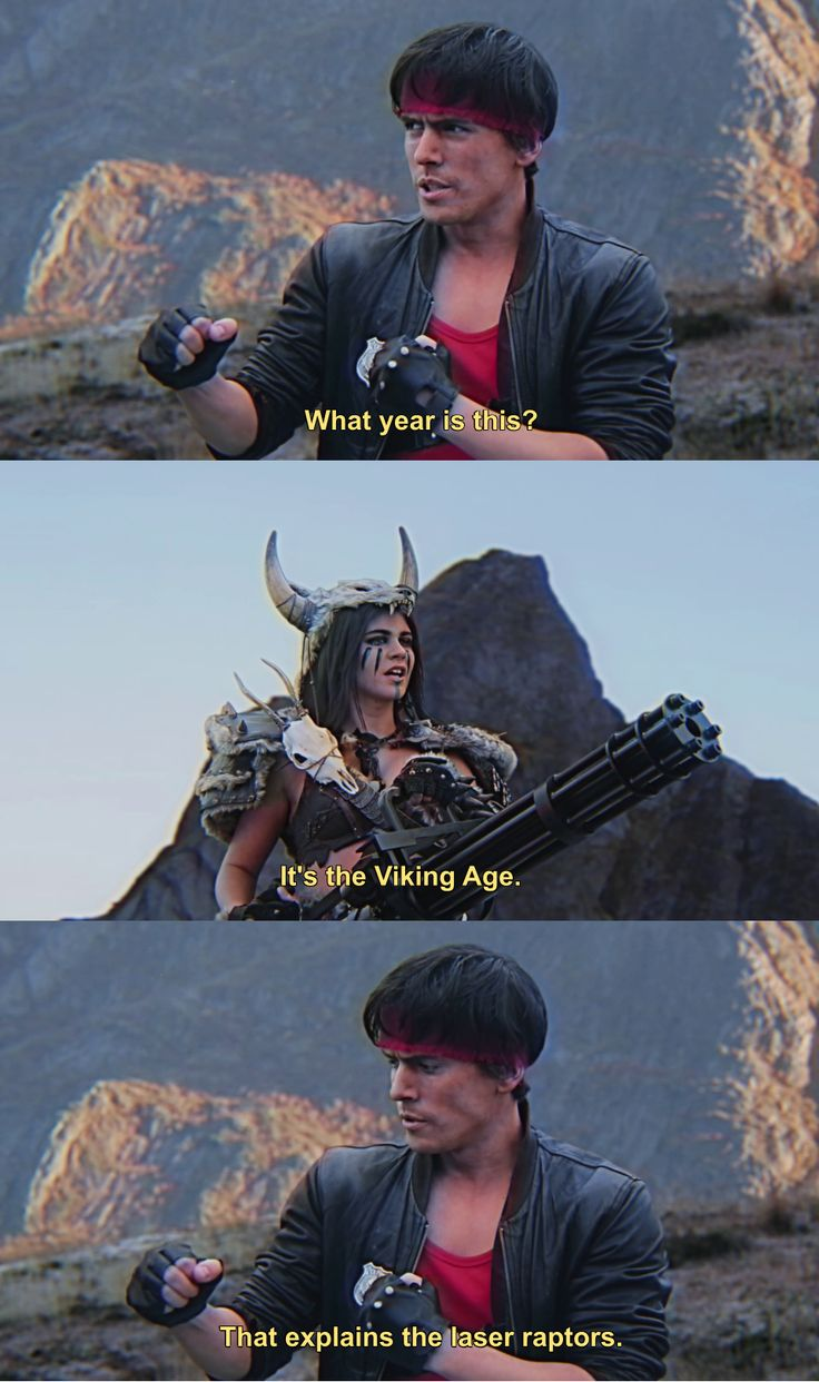 Kung Fury - awesome and hilarious 80s action homage with ingenious budget SFX. Loved it!