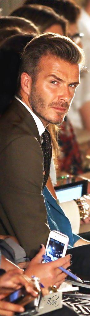 David Beckham  ~ Tнεα