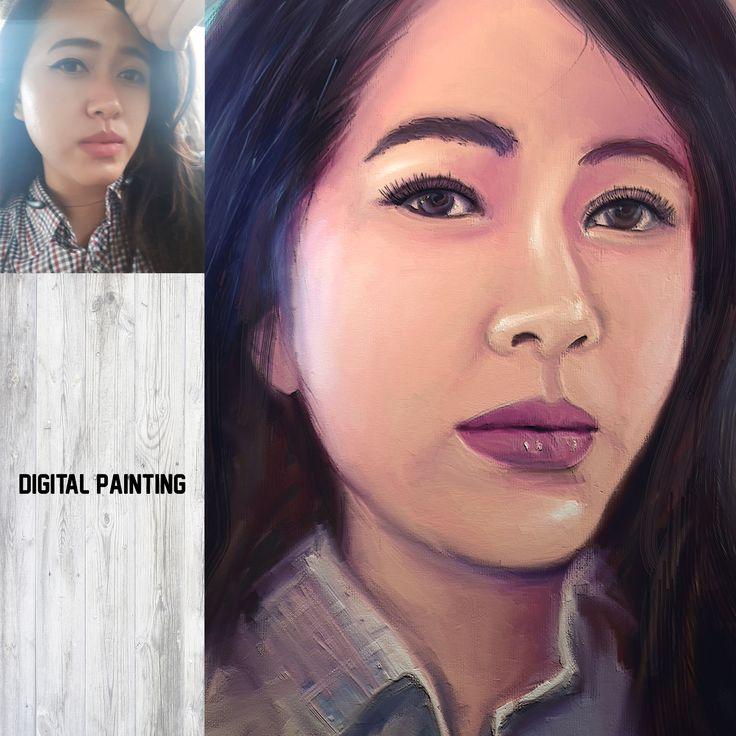 #digitalpainting #artragepainting #paintinglook