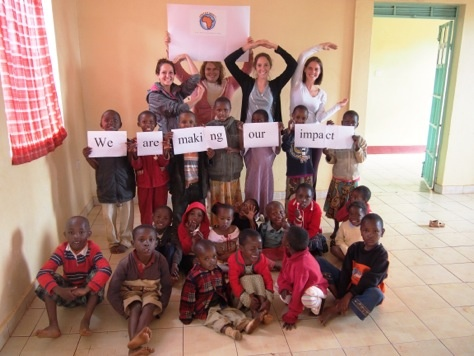 Happy International Volunteer Day to our past, present and future volunteers!! From our Kenya Project