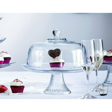 $15.79 Cake Stand with Cover