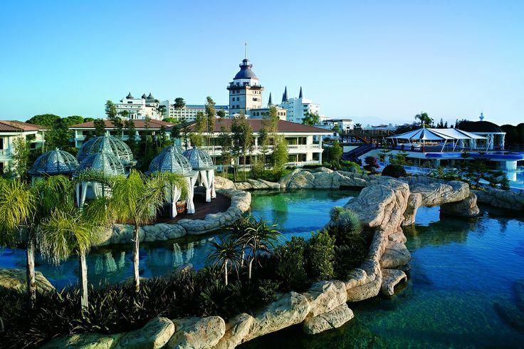 Hotel Mardan Palace Antalya (Antalya, Turquía)