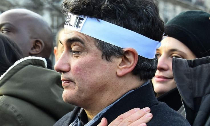 #tlot #tcot #teaparty #union #occupy #p2 #FSA #Kurd #Baloch   Doctor who treated Paris wounded and Charlie Hebdo victims calls for unity  http://www.theguardian.com/world/2015/nov/15/paris-attacks-medic-we-were-treating-war-wounds-made-by-war-weapons  Patrick Pelloux, who was one of the first at the scene of the magazine attack and in A&E on Friday, says terrorists won't win...