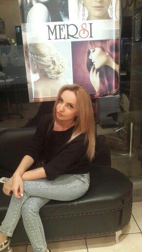 Снова творим!Как цвет волос, меняет облик человека)))))