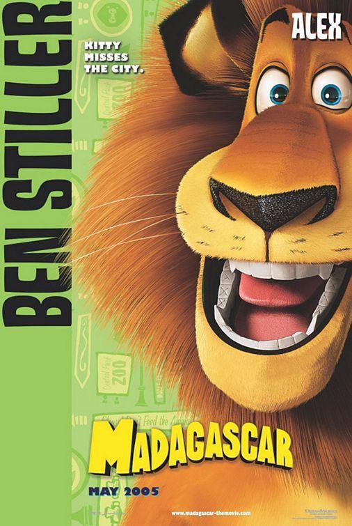 animation movie geek madagascar - photo #41