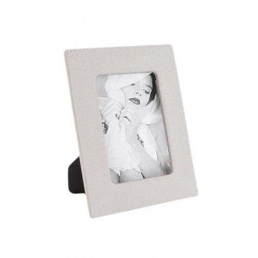 Ozdobné fotorámiky v krémovej farbe