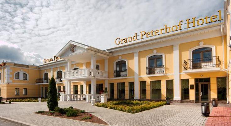 cool Гранд Петергоф СПА Отель: роскошный и элегантный отель для отдыха телом и душой