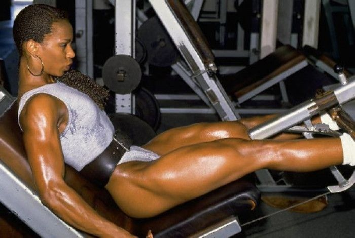 15 Black Female Bodybuilders With Insane Physique