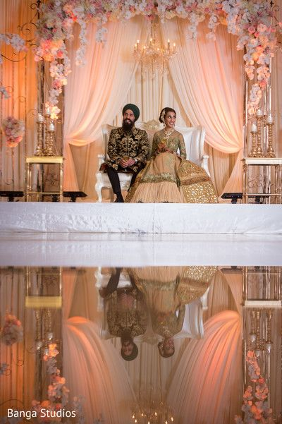 Reception http://www.maharaniweddings.com/gallery/photo/76035 @bangastudios @ElegantAffairs1 @StudioSheen