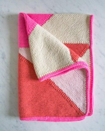 Baby Blanket Knitting Pattern Circular Needles : 17 Best images about Knitting on Pinterest Free pattern ...