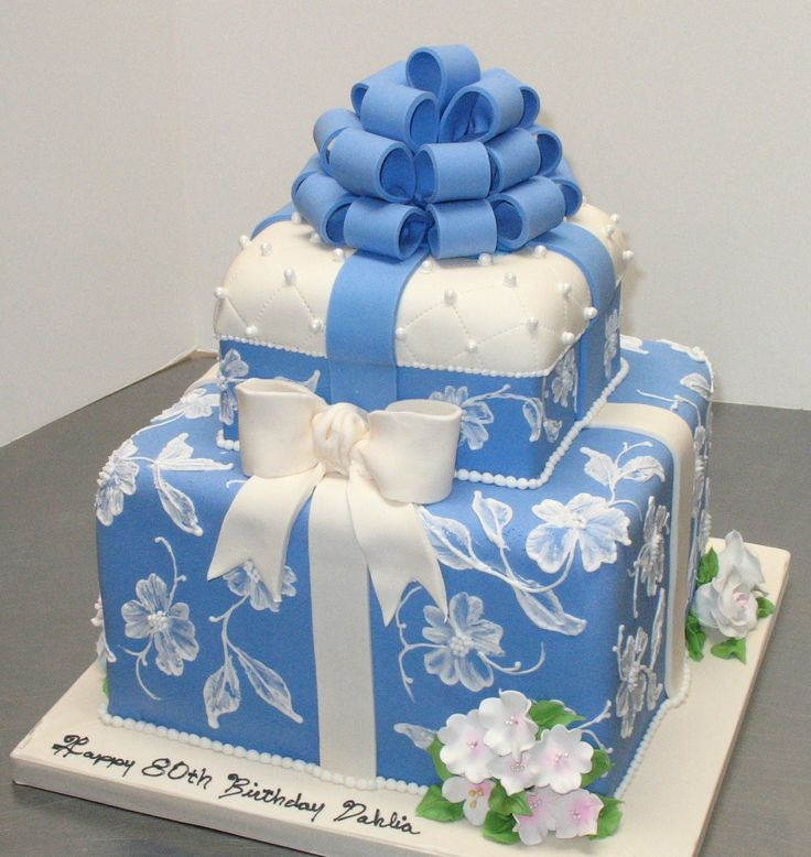 252 Best Images About Cakes 80th Birthday On Pinterest