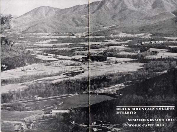 i wish black mountain college still existed