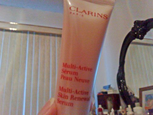 Clarins Multi-Active Skin Renewal Serum