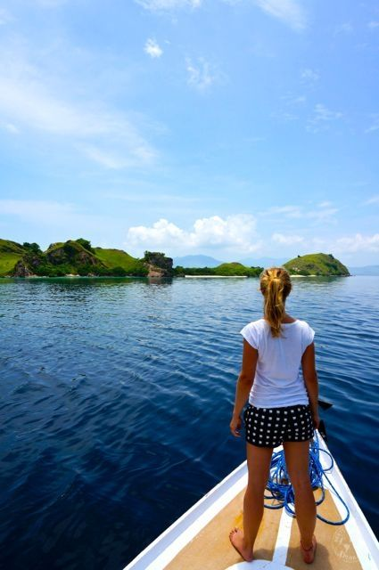 Cast away re-play! Have you ever snorkelled around an island? woke up with only the sound of waves and singing of birds? Go camping in Komodo National Park!