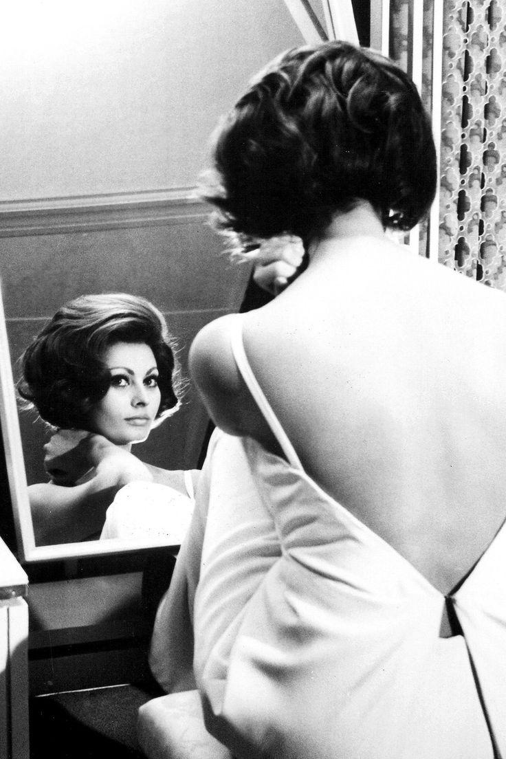 { Sophia Loren }