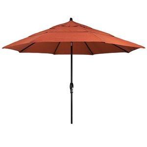 Orange Patio Umbrella