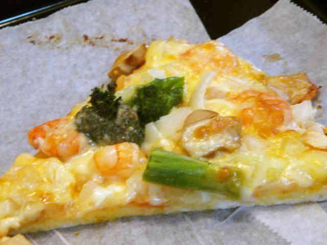 と~っても簡単なピザ生地の作り方♪の画像