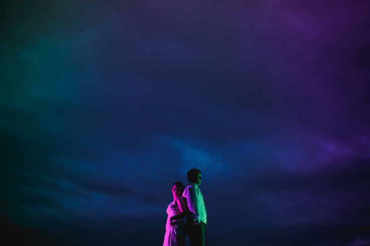 Heaton House Farm Wedding Venue, Cheshire, ARJ photography, wedding day, wedding photography, colour sky, colourful photography, bride and groom, love
