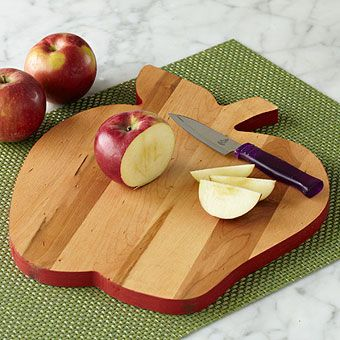 This cutting board would be great at home or as a teacher gift. #kitchen #tools