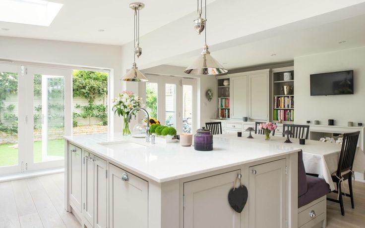 94 besten Kitchen Diner ideas Bilder auf Pinterest | Glastüren ...