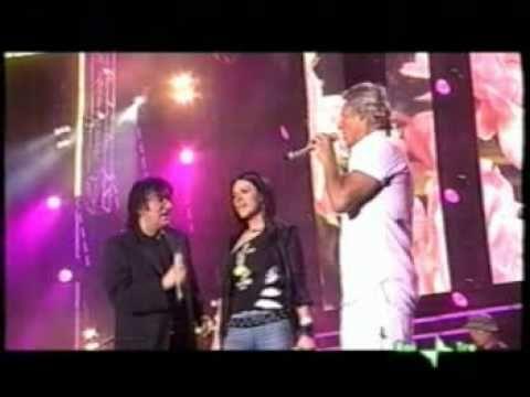 Laura Pausini, Renato Zero & Claudio Baglioni  - I Migliori Anni della Nostra Vita - Live 8, Circo Massimo, Roma
