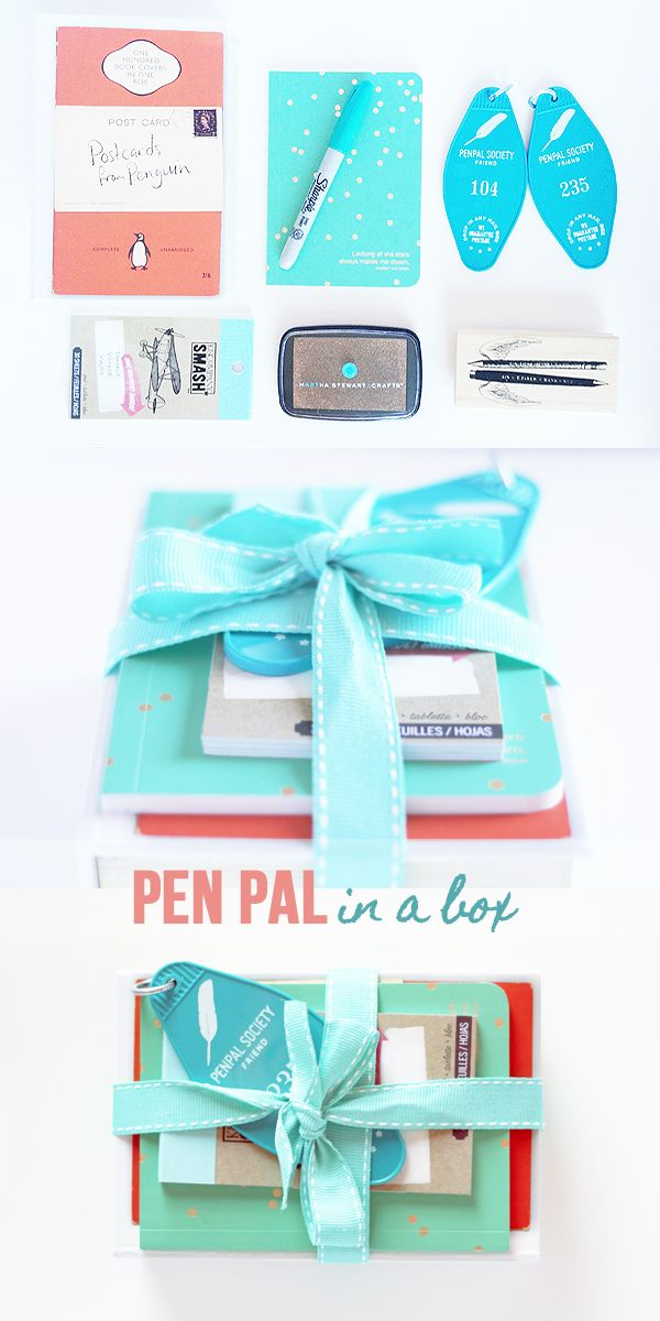 Pen Pal in a Box