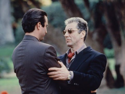 The Godfather - Call Yourself Vincent Corleone - YouTube