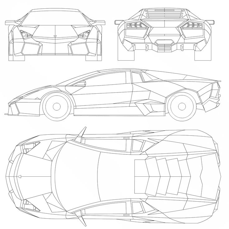 28 best car templates images on Pinterest | Templates, Role models ...