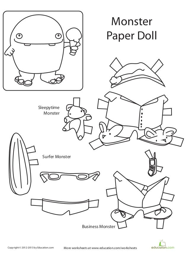 8346e058a9b77b3ba3cc861f8cc40763 beach ready paper dolls copyright � 2012 2013 by education com more worksheets at www on www education com worksheets